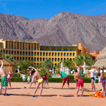 Strand Beach & Golf Resort Taba Heights Activites