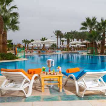 Strand Beach & Golf Resort Taba Heights Pool
