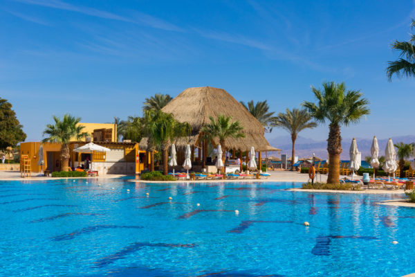 Strand Beach & Golf Resort Taba Heights Splash Bar