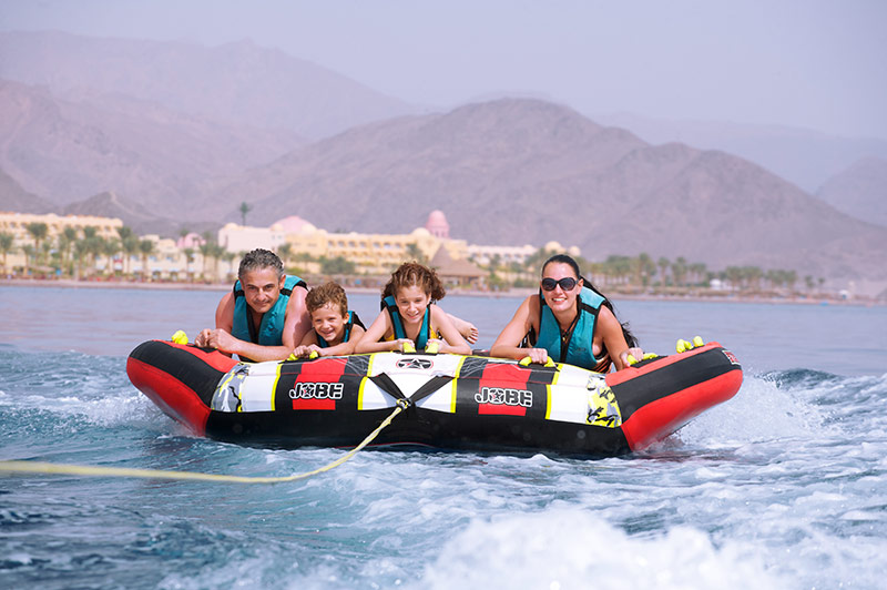 Strand Taba Heights Beach Resort water sports